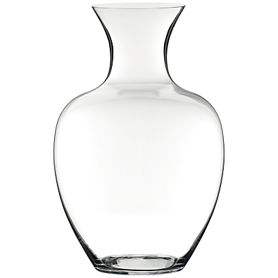 Riedel Lead Crystal Big Apple Decanter