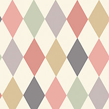 Buy Cole & Son Punchinello Wallpaper Online at johnlewis.com