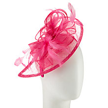Buy John Lewis Feather Teardrop Fascinator Online at johnlewis.com