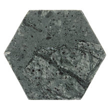 Buy John Lewis Hotel Hexagon Coasters, Set of 4 Online at johnlewis.com