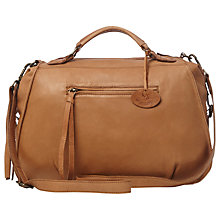 Buy White Stuff Beatrice Handbag, Tan Online at johnlewis.com