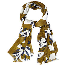 Buy White Stuff Crete Print Scarf, Multi Online at johnlewis.com