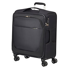 Buy Samsonite B-Lite 3 4-Wheel 56cm Cabin Suitcase, Black Online at johnlewis.com