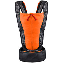 Buy Phil & Teds Airlight Baby Carrier, Orange Online at johnlewis.com