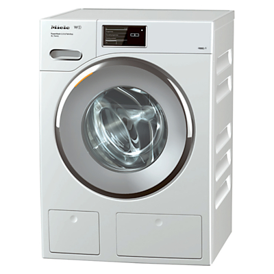 MIELE  WMV960WPS Washing Machine - White, White