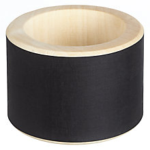 Buy John Lewis Scandi Napkin Ring, Fennel Online at johnlewis.com