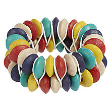 Buy John Lewis Fiesta Napkin Rings, Set of 4 Online at johnlewis.com