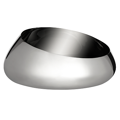 John Lewis Stainless Steel Salad Bowl