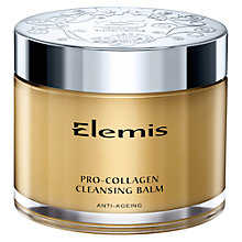 Buy Elemis Pro-Collagen Cleansing Balm, 200g Online at johnlewis.com