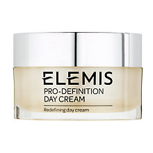 Buy Elemis Pro-Definition Day Cream, 50ml Online at johnlewis.com