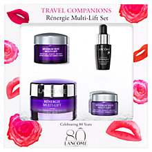 Buy Lancôme Rénergie Set Online at johnlewis.com
