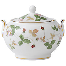 Buy Wedgwood Wild Strawberry Sugar Box Online at johnlewis.com