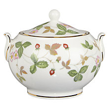 Buy Wedgewood Wild Strawberry Sauce Dish Online at johnlewis.com