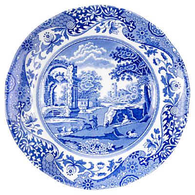 Spode Blue Italian Tea Plate, Dia.15cm