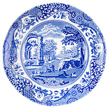 Buy Spode Blue Italian Tea Plate, Dia.15cm Online at johnlewis.com