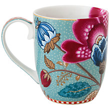 Buy PiP Studio Fantasy Blue Mug, Small Online at johnlewis.com