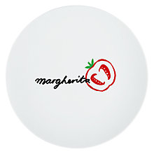 Buy John Lewis 'Margherita' 22cm Pizza Plate Online at johnlewis.com