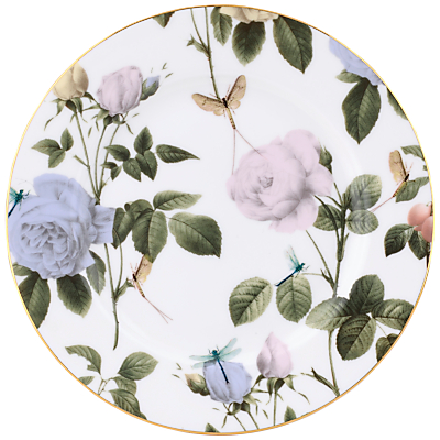 Ted Baker Rosie Lee Side Plate, White