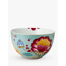 Buy PiP Studio Fantasy Bowl, Blue Online at johnlewis.com