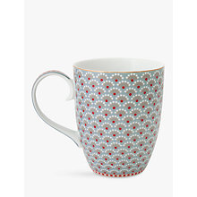 Buy Pip Studio Blooming Tales Blue Mug, Large Online at johnlewis.com