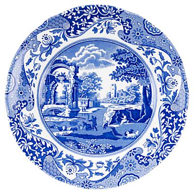Spode Blue Italian Side Plate, Dia.20cm