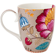 Buy Pip Studio Fantasy Khaki Mug, Large Online at johnlewis.com