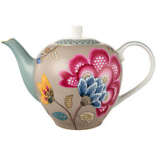 Buy PiP Studio Blooming Tales Teapot Online at johnlewis.com