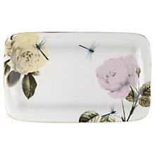 Buy Ted Baker Rosie Lee Rectangular Plate Online at johnlewis.com