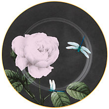 Buy Ted Baker Rosie Lee Side Plate, Black Online at johnlewis.com