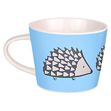 Buy Scion Spike the Hedgehog Mini Mug, Blue Online at johnlewis.com