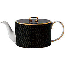 Buy Wedgwood Arris Accent Teapot Online at johnlewis.com