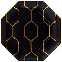 Buy Wedgwood Arris Octagonal Side Plate Online at johnlewis.com