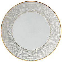 Buy Wedgwood Arris Salad Plate, Dia.20cm Online at johnlewis.com