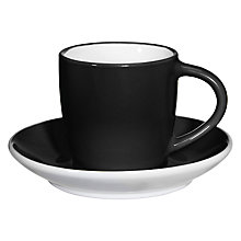 Buy John Lewis Colour Espresso Cup and Saucer Online at johnlewis.com
