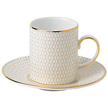 Buy Wedgwood Arris Espresso Cup Online at johnlewis.com