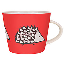 Buy Scion Spike the Hedgehog Mug, Red Online at johnlewis.com