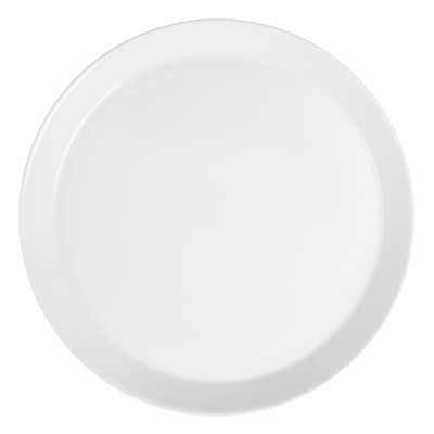 John Lewis Cuis Conic Dessert Plate, White