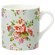 Buy Cath Kidston Cranham Blue Billie Mug Online at johnlewis.com