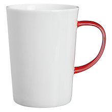 Buy John Lewis Cuisine Lustre Handled Mug, Large Online at johnlewis.com