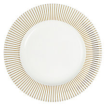 Buy John Lewis Mirror Side Plate, White Online at johnlewis.com
