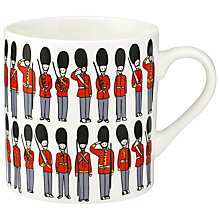 Buy Cath Kidston Guards Billie Mug Online at johnlewis.com