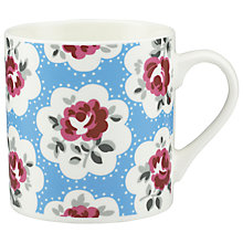 Buy Cath Kidston Provence Rose Cornflower Blu Billie Mug Online at johnlewis.com