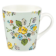 Buy Cath Kidston Mini Woodland Rose Stanley Mugs, Set of 4 Online at johnlewis.com