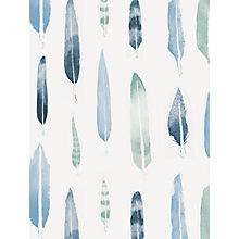 Buy Mini Moderns Feathers Wallpaper Online at johnlewis.com