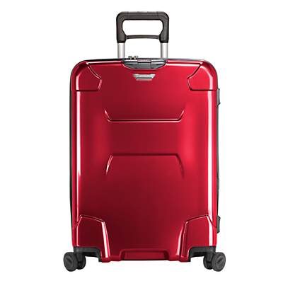Briggs & Riley Torq 4-Wheel 63.5cm Medium Suitcase, Ruby