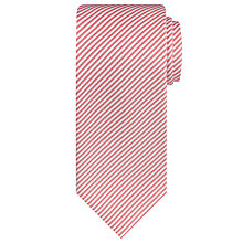 Buy Hackett London Mini Stripe Tie Online at johnlewis.com
