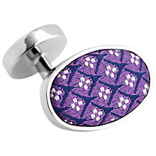 Buy Thomas Pink Gordon Woven Cufflinks Online at johnlewis.com