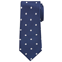 Buy Hackett London Chelsea Dot Silk Tie Online at johnlewis.com