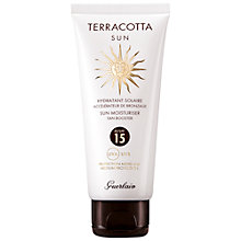 Buy Guerlain Terracotta Tan Booster Sun Protection SPF15, 100ml Online at johnlewis.com