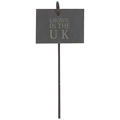 Garden Trading Grown In The UK Plant Tag, Set of 2